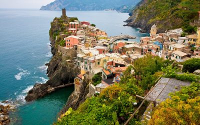 Cinque Terre to Limit the Number of Visitors in 2016