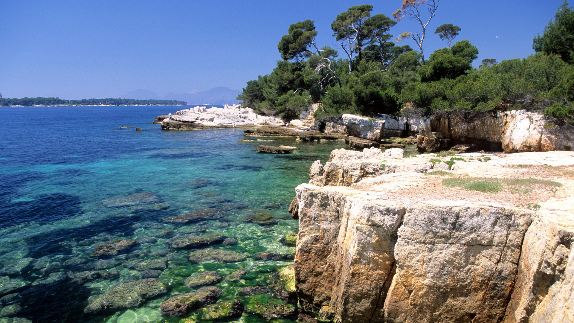 Antibes French Riviera walking tour Blue Walk France Vacation
