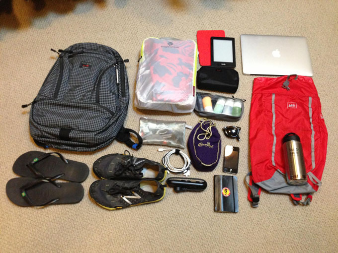 Minimalist Packing And One Bag Travel  The Blue Walk