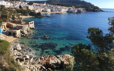 Walking Barcelona and Costa Brava