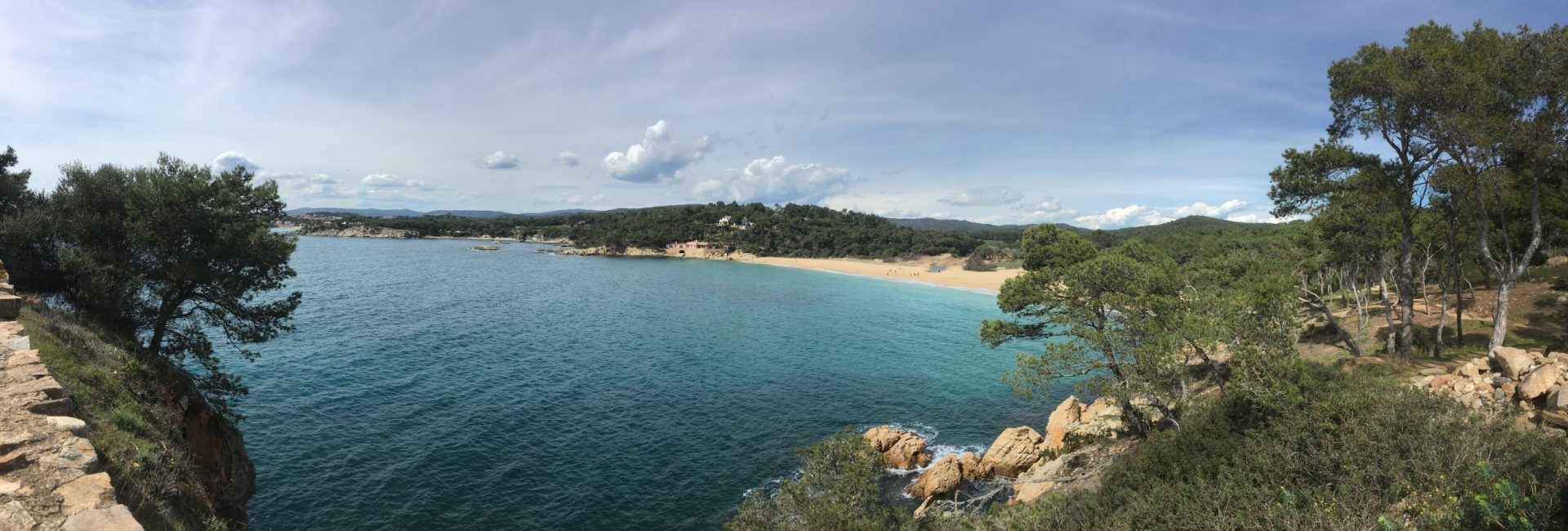 Spain Costa Brava Panorama Blue Walk small group walking vacations