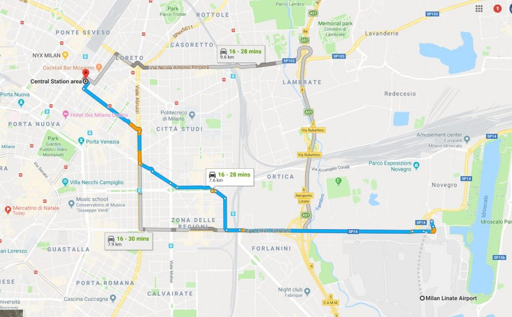 Getting To Parma Italy The Blue Walk Travel At The Speed Of You
