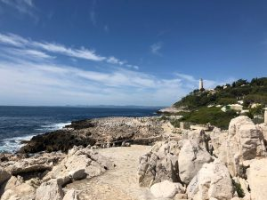 Cap Ferrat Lighthouse Blue Walk France walking tour