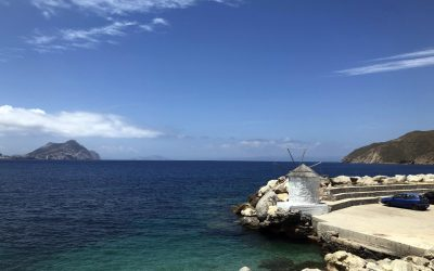 Blue Walk Greece Walking Tour – Athens, Amorgos, Naxos, Santorini